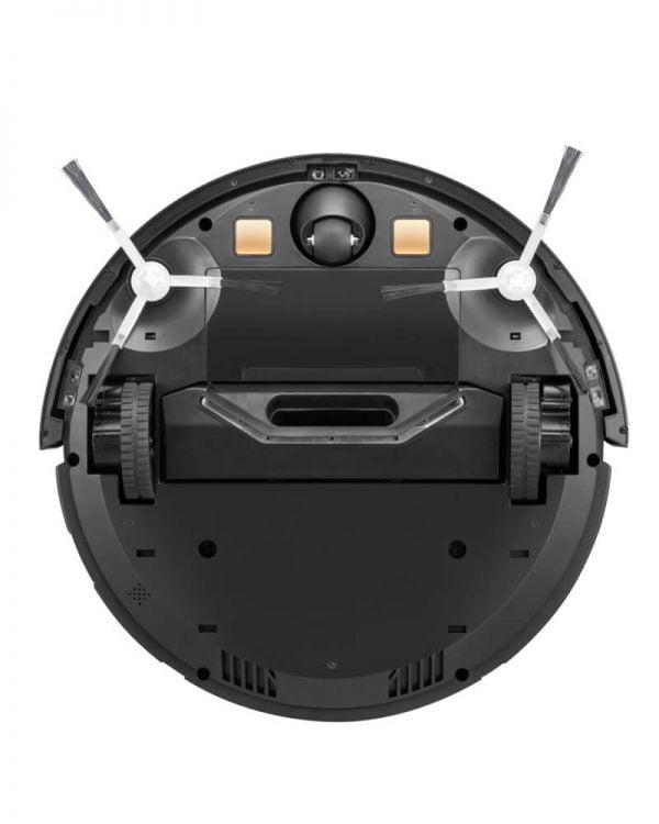 imass m1 robotstofzuiger zwart onderkant