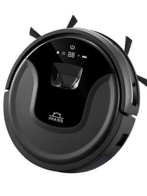 imass s3 zwart robotstofzuiger