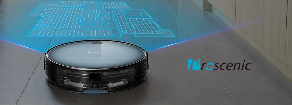 merk proscenic smart robot cleaners