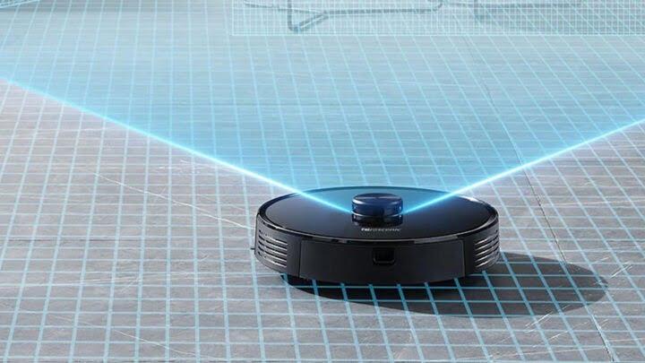 robotstofzuiger navigatie methodes