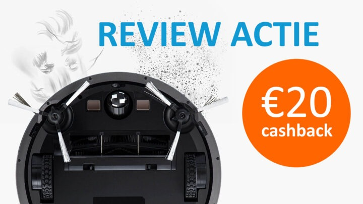 robotstofzuiger review actie
