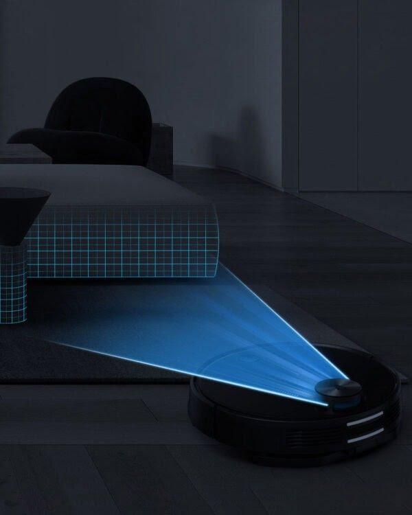 xiaomi viomi v3 robotstofzuiger laser