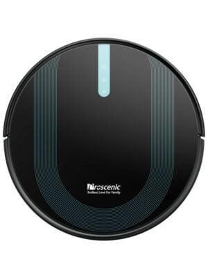 proscenic 850T zwart robotstofzuiger bovenkant