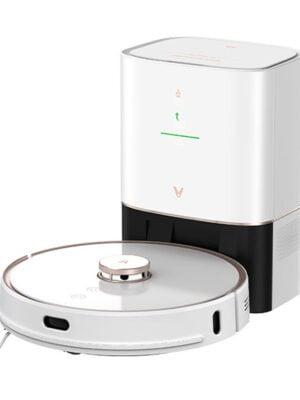 xiaomi viomi s9 wit robotstofzuiger automatische afzuiging