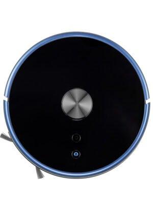 xiaomi viomi s9 zwart robotstofzuiger bovenkant