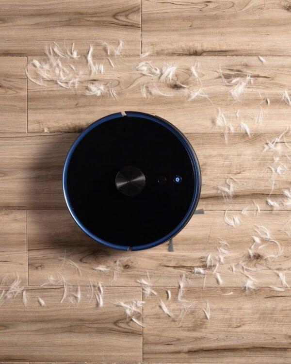 xiaomi viomi s9 zwart robotstofzuiger vloer2