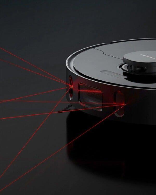 xiaomi dreame L10 pro zwart robotstofzuiger navigatie1