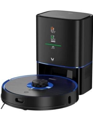 xiaomi viomi s9 uv zwart robotstofzuiger
