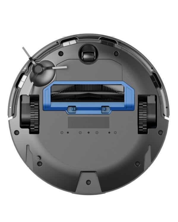 proscenic m6 pro zilvergrijs robotstofzuiger onderkant